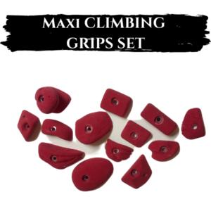 Maxi Climbing Grips Set