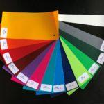 Custom PVC Colours