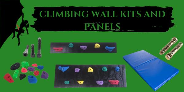 Climbing Wall Kits and Panels