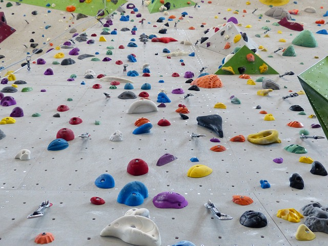 Types of Climbing Holds